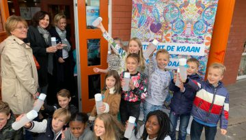 Kick-off Kraanwaterdag